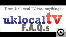 Does UK local tv cost anything