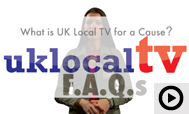 What is UK Local TV for a Cause?