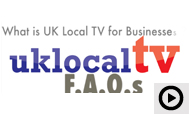 What is Uk Local TV for Businesses?