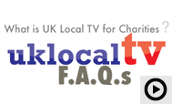 What is UK Local TV for Charities?