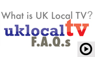 FAQ What is UK Local TV?